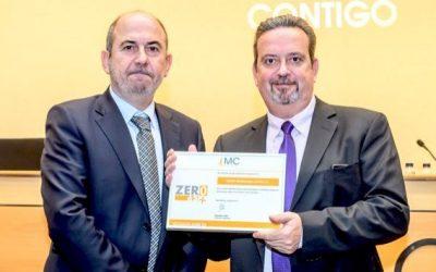 Premio a Grupo Copisa por encadenar cinco años sin accidentes laborales