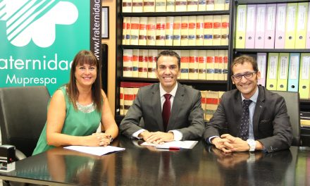 UDIMA y Fraternidad-Muprespa firman un convenio para la creación de un observatorio de PRL