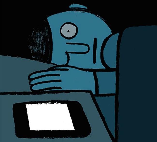 El excesivo uso del móvil ya se aborda en la prevención de riesgos laborales