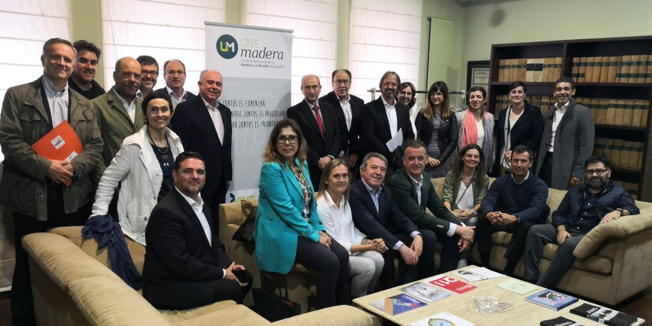UNEmadera avanza como interlocutor del sector de la madera y el mueble en España y establece las líneas estratégicas a llevar a cabo.