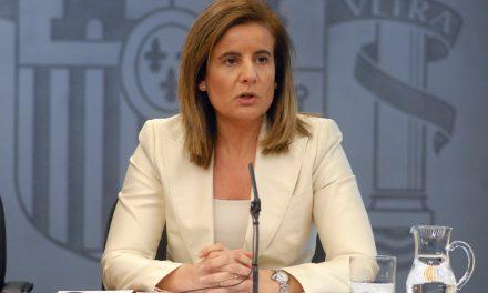 Báñez anuncia que los accidentes laborales mortales se han reducido un 7,5% en 2016