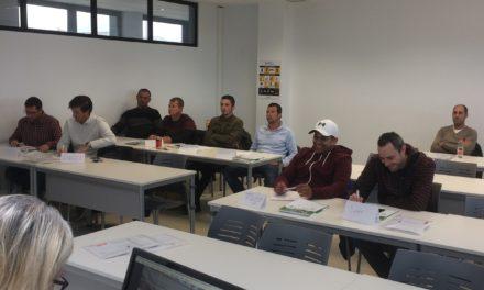 Comienzo de la 2ª edición del curso en PRL específico de oficio «Instalador de elementos de carpintería y mueble»