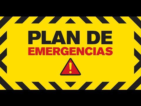 La importancia de comprobar la actuación de la estructura de respuestas ante las emergencias.